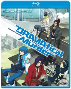 Dramatical Murder BD Front Cover