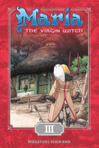 Maria the Virgin Witch Volume 3 Cover
