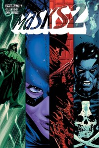 Masks 2 Issue 7 Cover