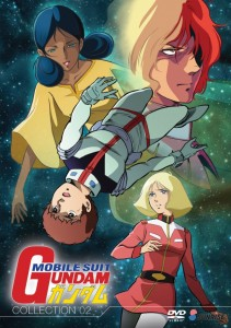 Mobile Suit Gundam Original Volume 2 DVD Cover