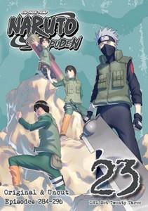 Naruto Set 23 Cover