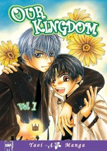 Our Kingdom Volume 1 Cover