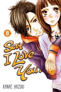 Say I Love You Volume 8 Cover