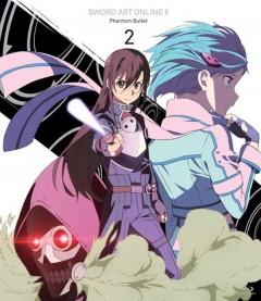 Sword Art Online II Volume 2 LE Blu-ray Cover