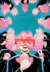 The Tomorrows Issue 3 Cover