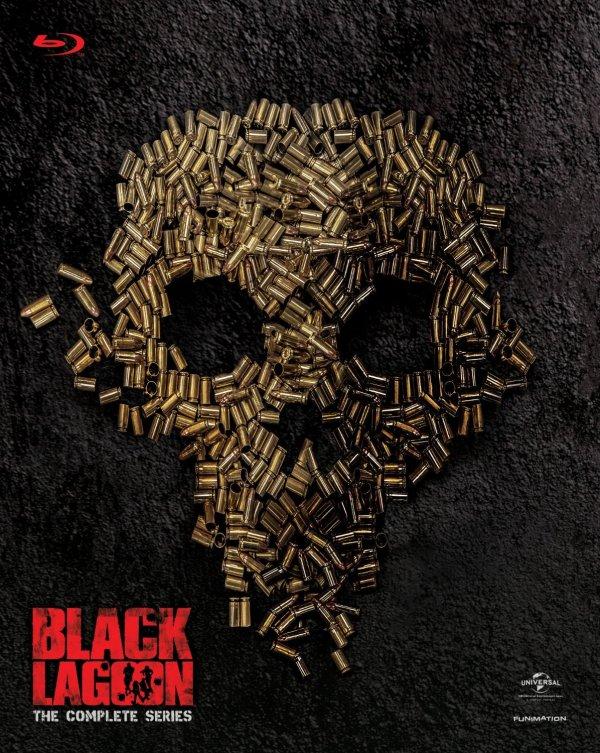 Black Lagoon Premium Cover