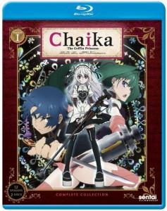 Chaika Season 1 BD Front