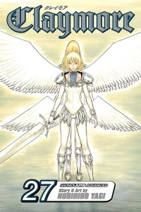 Claymore Volume 27 Cover