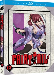 Fairy Tail Set 17 Cover