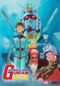 Gundam Movie Trilogy Cover