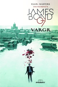 James Bond Issue 1 Cover
