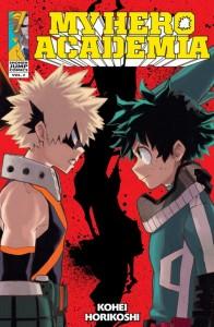 My Hero Academia Volume 2 Cover