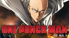 One-Punch Man Hulu Header