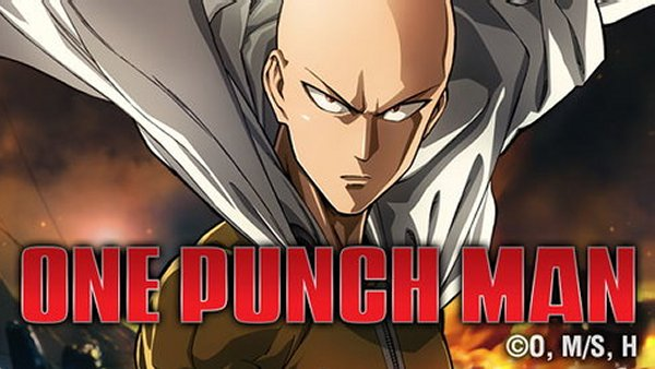 Image result for one punch man header