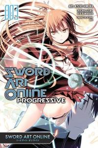 Sword Art Online Progressive Volume 3 Cover