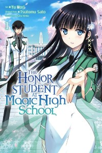 The Honor Student at Magic High School Volume 1 Cover