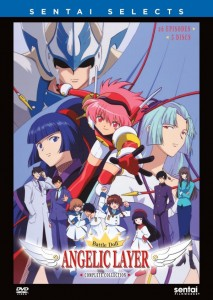 Angelic Layer DVD Cover