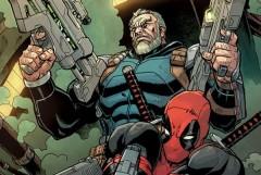 Deadpool & Cable Header
