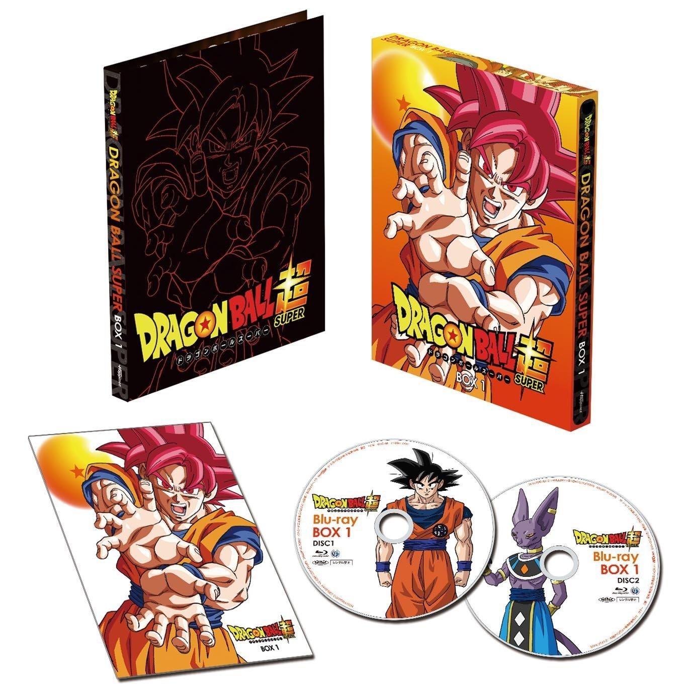Anime, Movies, Comics, Entertainment & MoreThird 'Dragon Ball Super' Anime DVD/BD Box Set Packaging Revealed