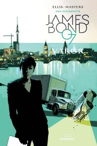 James Bond Issue 2 Cover
