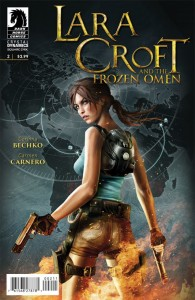 Lara Croft Frozen Omen 2 Cover