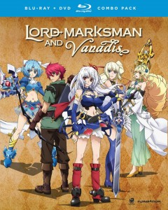 Lord Marksman RE Cover