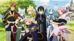 Sword Art Online II Episode 15