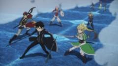 Sword Art Online II Episode 17