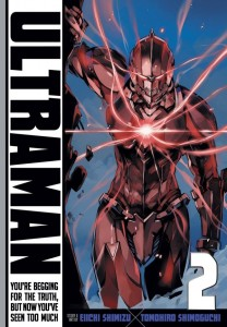 Ultraman Volume 2 Cover