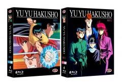 Yu Yu Hakusho Dybex French Editions