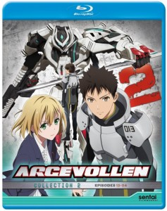 Argevollen Collection 2 Blu-ray Cover