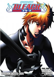 Bleach Set 26 Cover
