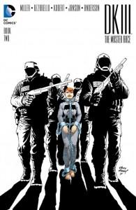 Dark Knight III Issue 2 Cover
