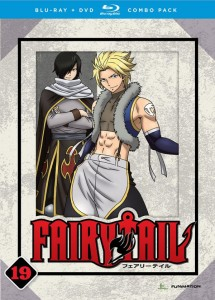 Fairy Tail Part 19 Cover