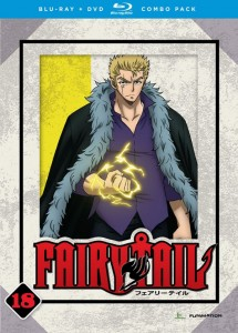Fairy Tail Set 18 Cover