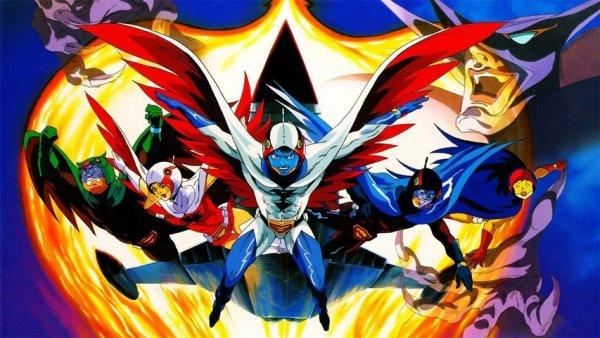 Science Ninja Team Gatchaman A Complex International