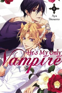He's My Only Vampire Volume 4 Cover