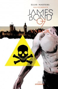 James Bond Issue 3 Cover