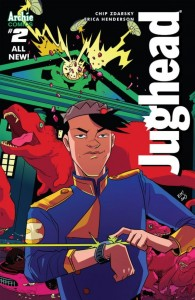 Jughead Issue 2 Cover