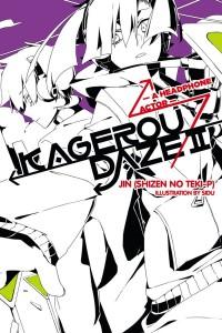Kagerou Daze Volume 2 Cover
