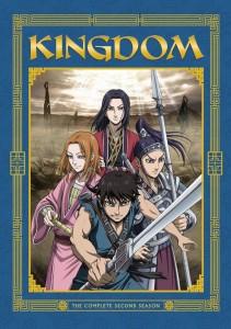 Kingdom Season 2 DVD Cover