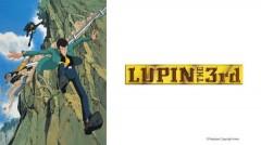 Lupin the 3rd Crunchyroll Header