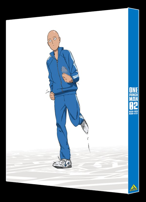 One-Punch Mana Japanese Volume 2 Back Cover
