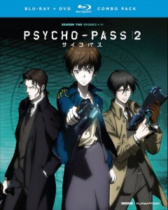 PSycho-Pass 2 Complete Cover