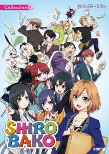 Shirobako Collection 1 DVD Cover