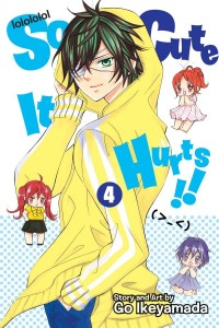 So Cute It Hurts Volume 4 Cover