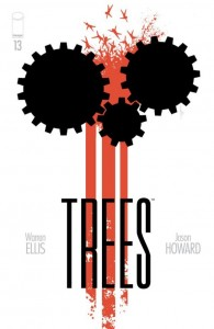Trees Issue 13 Cover