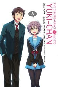 The Disappearance of Nagato Yuki-chan Vol. 8 Manga Review