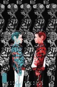 Descender Issue 7 Cover