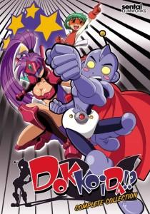 Dokkoida DVD Cover